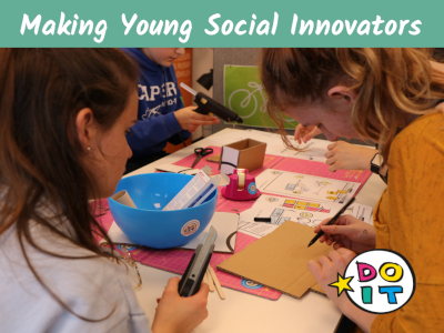 Making Young Social Innovators