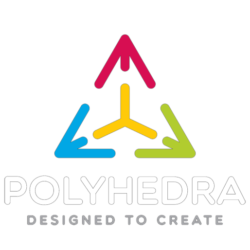 Logo polyhedra