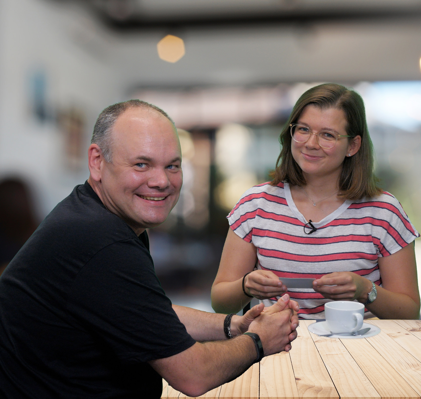 Martin Ebner & Katharina Hohla