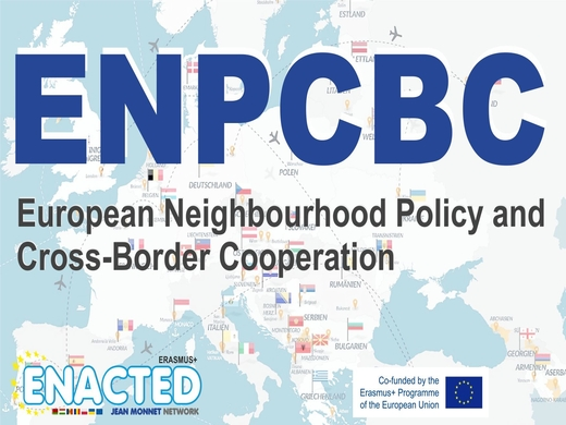 The European Neighbourhood Policy and Cross-Border Cooperation