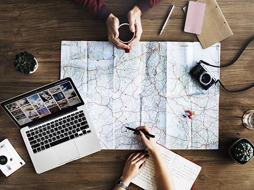 Startup-Journey: Geschäftsmodell erstellen